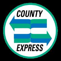 County Express Logo